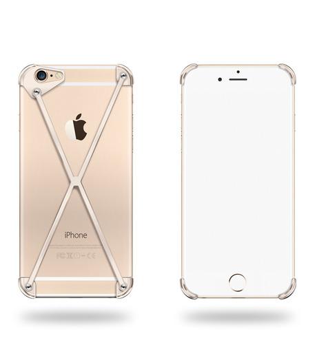 RADIUS(ラディウス)のRADIUS 6s PLUS Gold-GOLD(ケースiphone6plus/6splus/case iphone6plus/6splus)-402403-GD-2 詳細画像1
