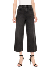 Alexander Wang Drill High Rise Wideleg