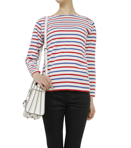 SAINT LAURENT(サンローラン)のmarine tee used-MULTI COLOUR(カットソー/cut and sewn)-416521-Y2XR2-9 詳細画像1