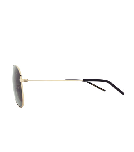 SAINT LAURENT(サンローラン)のTeardrop-GOLD(アイウェア/eyewear)-419695-Y9910-2 詳細画像2