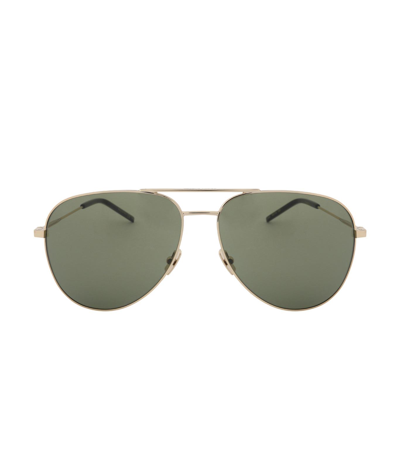 SAINT LAURENT(サンローラン)のTeardrop-GOLD(アイウェア/eyewear)-419695-Y9910-2 拡大詳細画像3