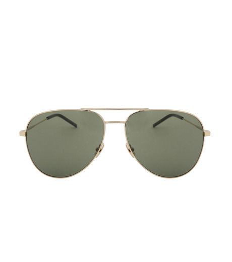SAINT LAURENT(サンローラン)のTeardrop-GOLD(アイウェア/eyewear)-419695-Y9910-2 詳細画像3