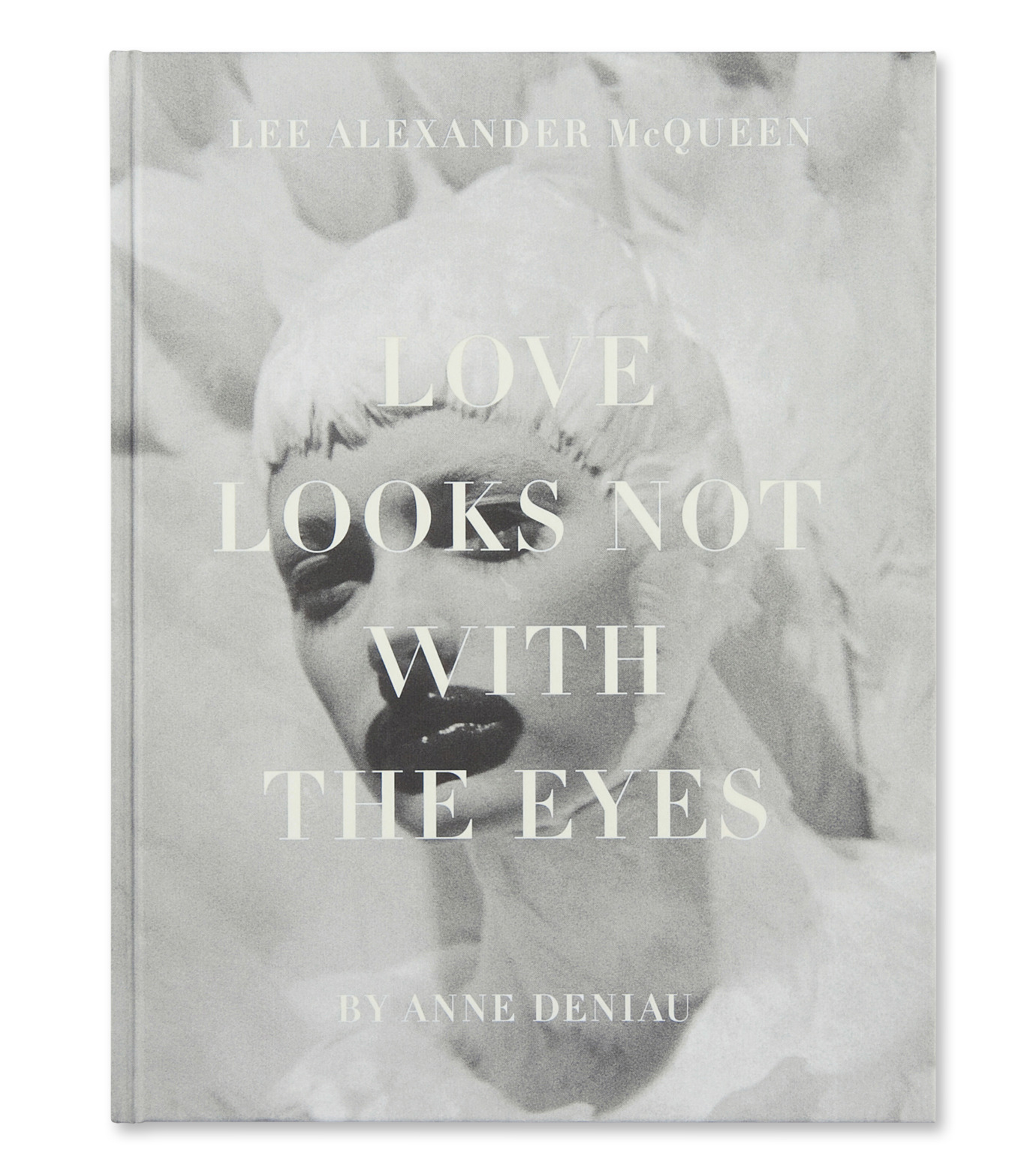 ArtBook(アートブック)のLove looks not with the eyes: thirteen years with lee alexander mcqueen.-GRAY(インテリア/OTHER-GOODS/interior/OTHER-GOODS)-4197-0448-2-11 拡大詳細画像1