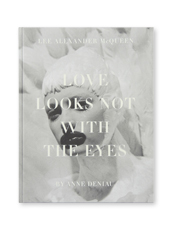 ArtBook Love looks not with the eyes: thirteen years with lee alexander mcqueen.