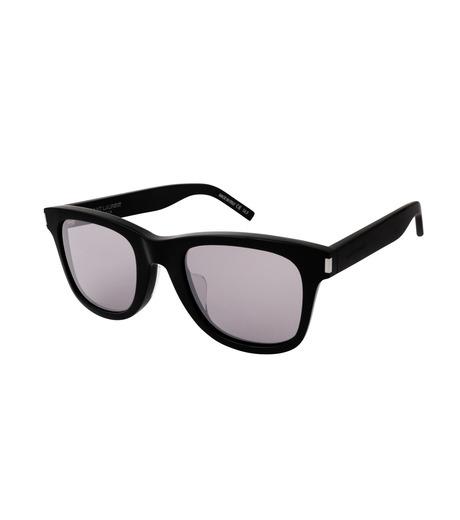 SAINT LAURENT(サンローラン)のSL 51 Square Flame-BLACK(アイウェア/eyewear)-419700-13 詳細画像1