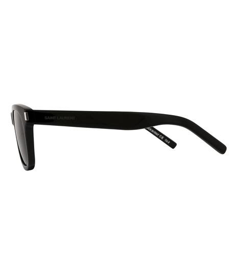 SAINT LAURENT(サンローラン)のSL 51 Square Flame-BLACK(アイウェア/eyewear)-419700-13 詳細画像2