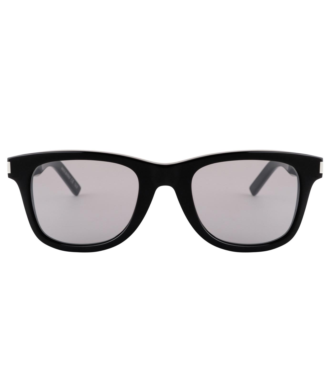SAINT LAURENT(サンローラン)のSL 51 Square Flame-BLACK(アイウェア/eyewear)-419700-13 拡大詳細画像3