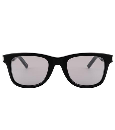 SAINT LAURENT(サンローラン)のSL 51 Square Flame-BLACK(アイウェア/eyewear)-419700-13 詳細画像3