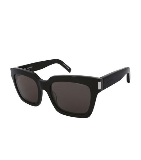 SAINT LAURENT(サンローラン)のClassic SL 51-BLACK(アイウェア/eyewear)-419713-Y9909-13 詳細画像1