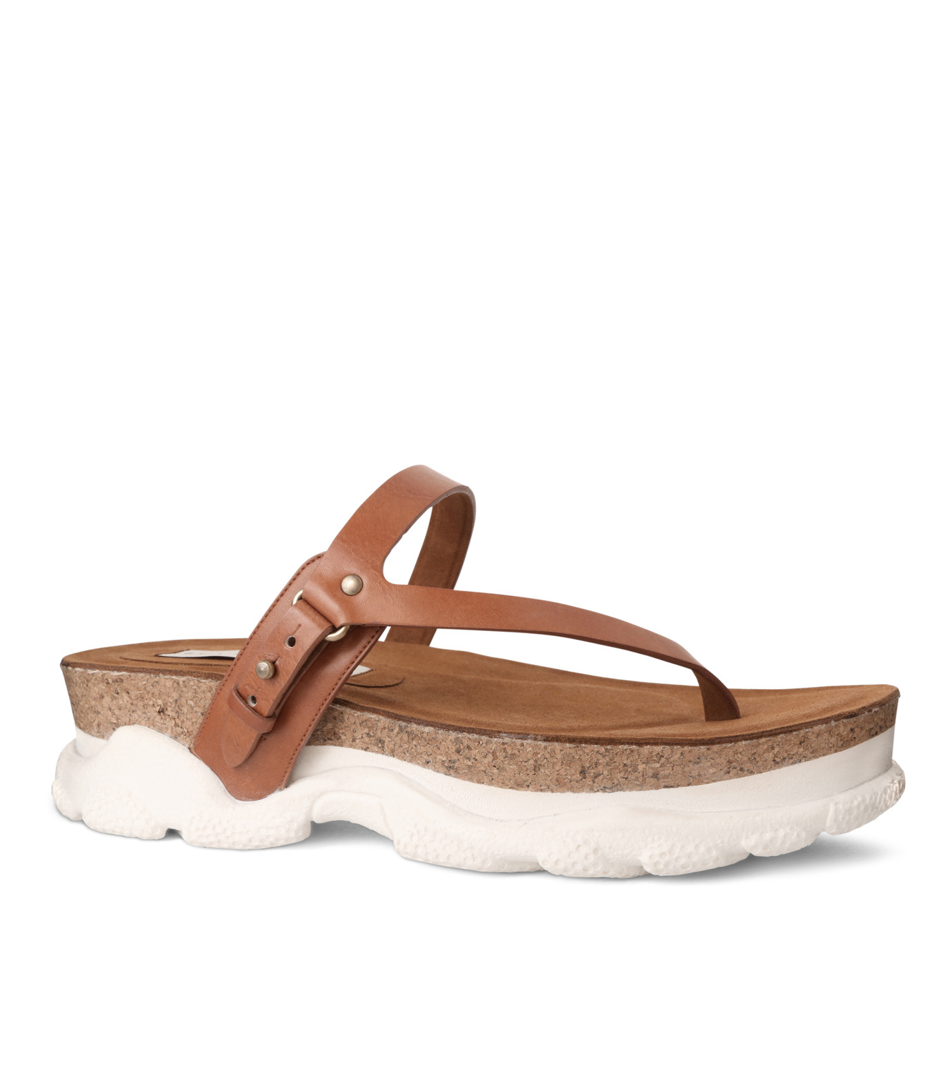 Stella McCartney(ステラマッカートニー)のSneaker Sandal-BROWN(シューズ/shoes)-423387-W0MW0-42 拡大詳細画像1