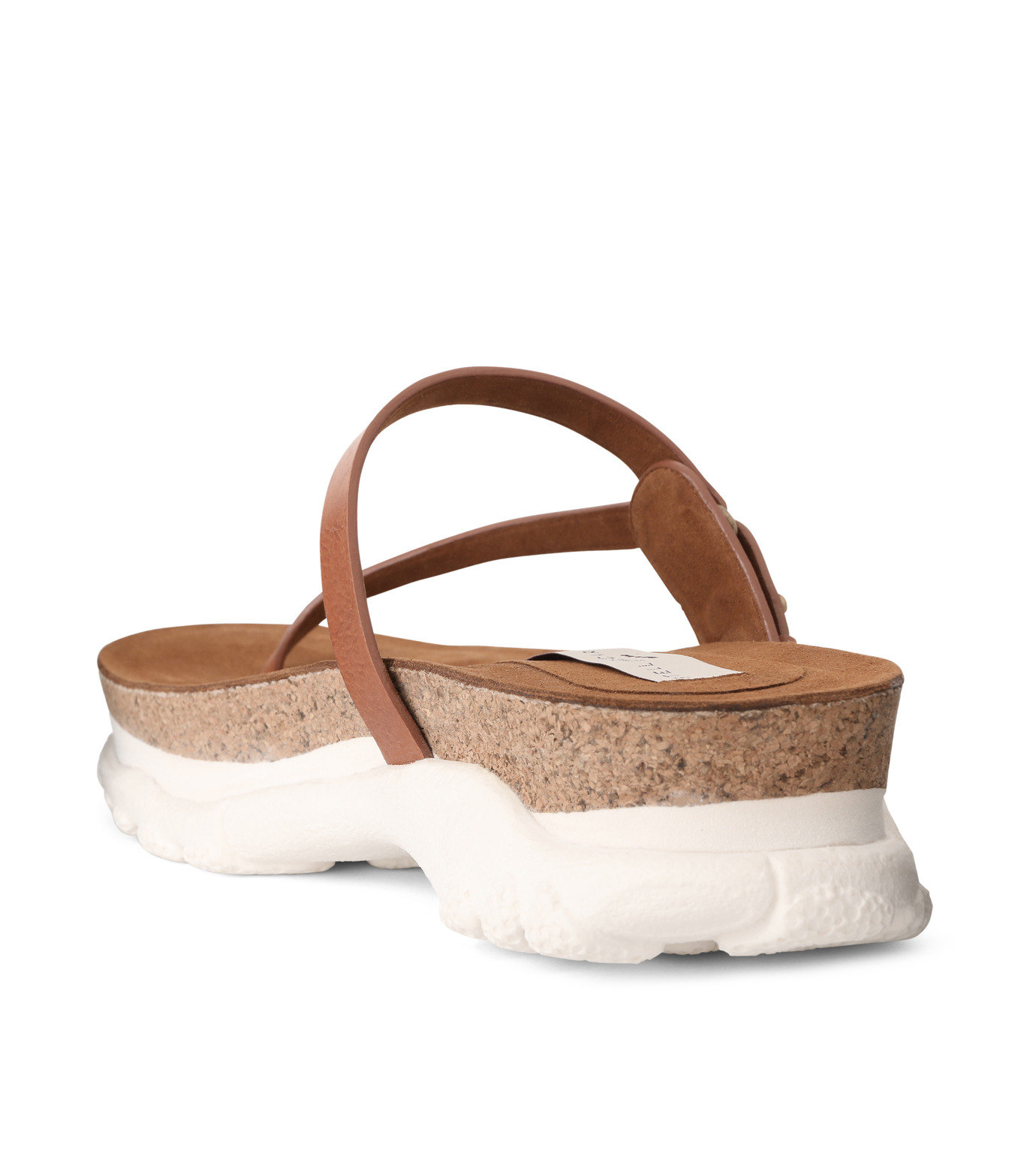 Stella McCartney(ステラマッカートニー)のSneaker Sandal-BROWN(シューズ/shoes)-423387-W0MW0-42 拡大詳細画像2