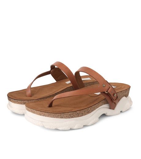 Stella McCartney(ステラマッカートニー)のSneaker Sandal-BROWN(シューズ/shoes)-423387-W0MW0-42 詳細画像3