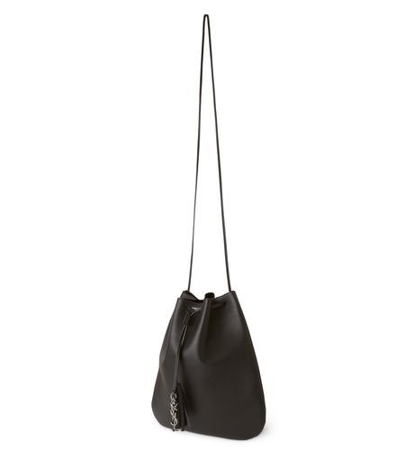 SAINT LAURENT(サンローラン)のJen Medium Flat Bag-BLACK(ショルダーバッグ/shoulder bag)-423874-BJ50D-13 詳細画像2