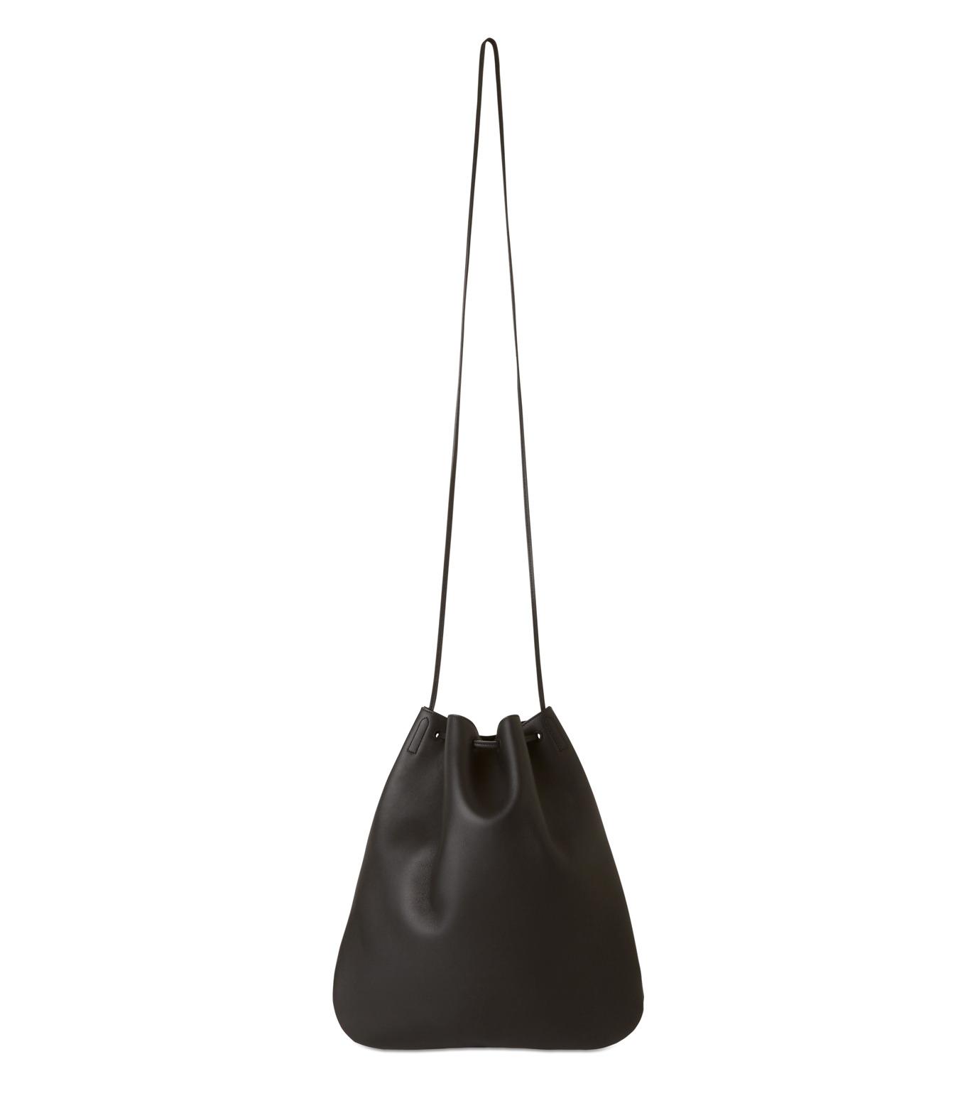 SAINT LAURENT(サンローラン)のJen Medium Flat Bag-BLACK(ショルダーバッグ/shoulder bag)-423874-BJ50D-13 拡大詳細画像3