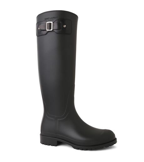 SAINT LAURENT(サンローラン)のRain Boots-BLACK(シューズ/shoes)-427315-GQN10-13 詳細画像1