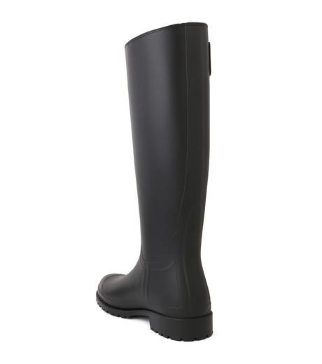 SAINT LAURENT(サンローラン)のRain Boots-BLACK(シューズ/shoes)-427315-GQN10-13 詳細画像2