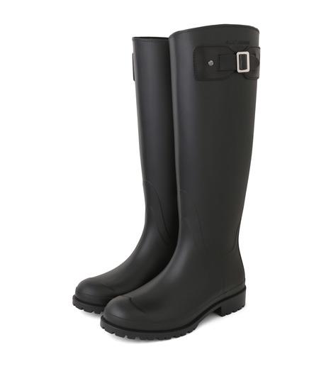 SAINT LAURENT(サンローラン)のRain Boots-BLACK(シューズ/shoes)-427315-GQN10-13 詳細画像3