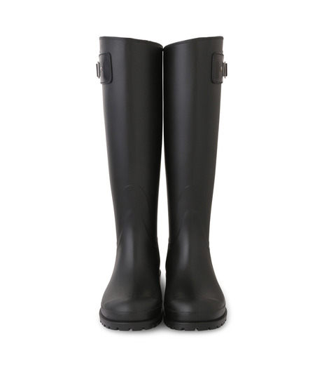 SAINT LAURENT(サンローラン)のRain Boots-BLACK(シューズ/shoes)-427315-GQN10-13 詳細画像4