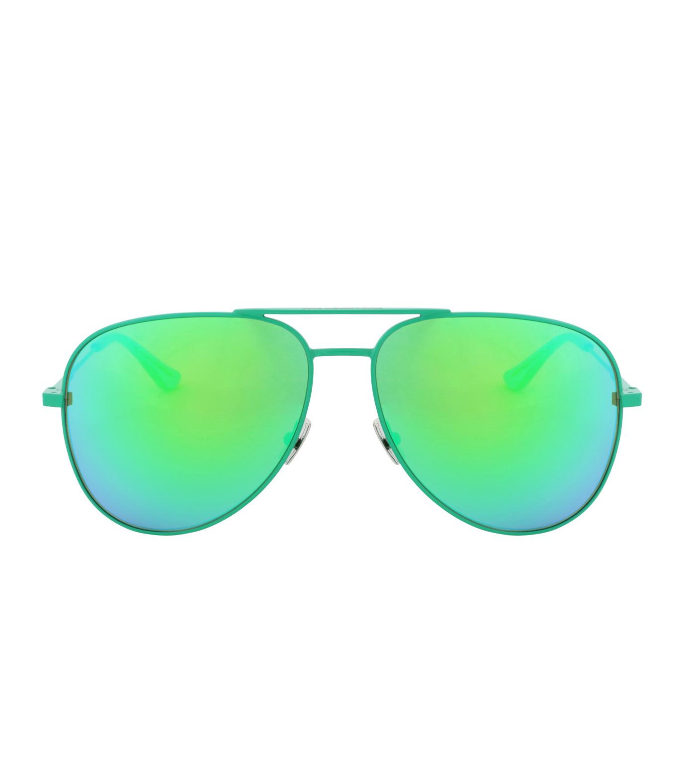 SAINT LAURENT(サンローラン)のTeardrop-GREEN(アイウェア/eyewear)-427758-Y9902-22 拡大詳細画像3