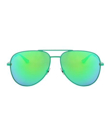 SAINT LAURENT(サンローラン)のTeardrop-GREEN(アイウェア/eyewear)-427758-Y9902-22 詳細画像3