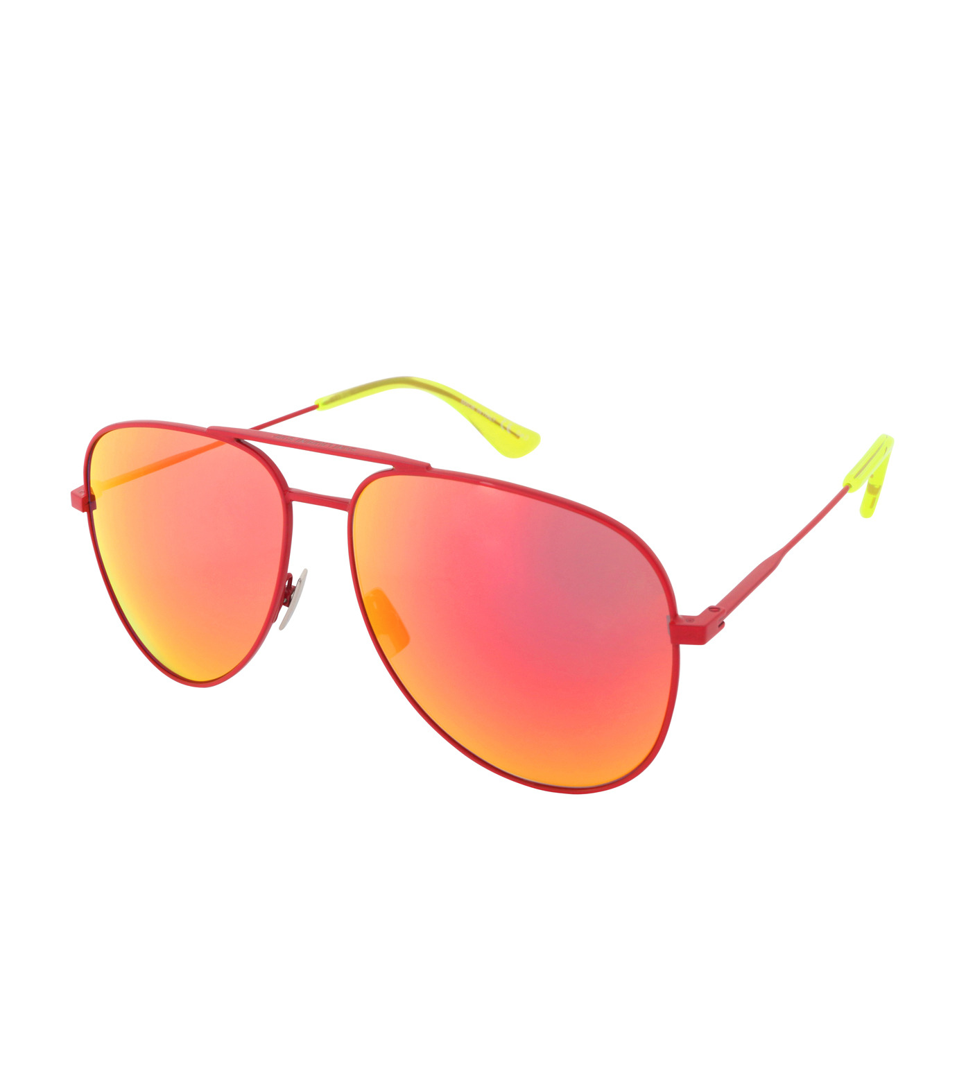 SAINT LAURENT(サンローラン)のTeardrop-PINK(アイウェア/eyewear)-427758-Y9902-72 拡大詳細画像1