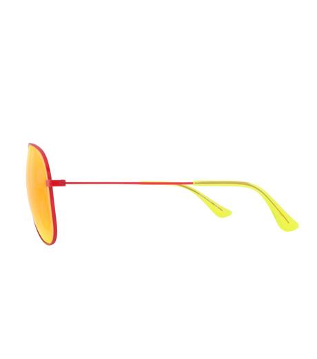 SAINT LAURENT(サンローラン)のTeardrop-PINK(アイウェア/eyewear)-427758-Y9902-72 詳細画像2