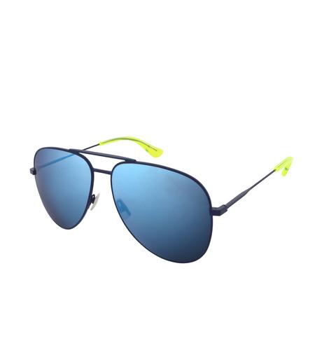 SAINT LAURENT(サンローラン)のTeardrop-BLUE(アイウェア/eyewear)-427758-Y9902-92 詳細画像1