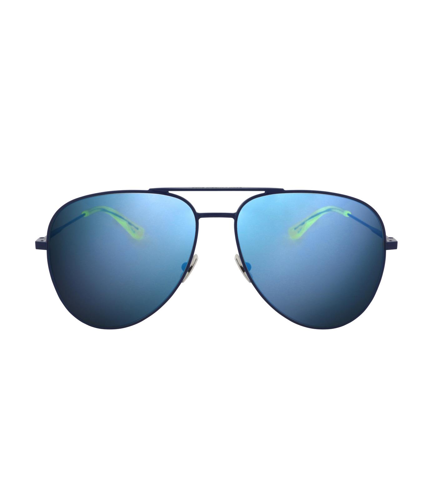 SAINT LAURENT(サンローラン)のTeardrop-BLUE(アイウェア/eyewear)-427758-Y9902-92 拡大詳細画像3