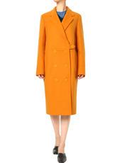Stella McCartney(ステラマッカートニー) Wool Double Breasted Coat