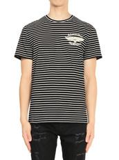 Alexander McQueen(アレキサンダーマックイーン) Border T Shirt