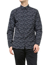 Dior Homme Pattern Shirt