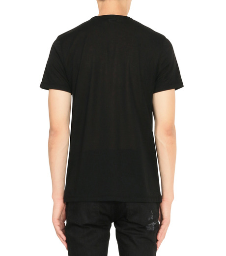 Alexander McQueen(アレキサンダーマックイーン)のPrint T-BLACK(カットソー/cut and sewn)-435907QHZT8-13 詳細画像2