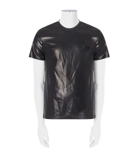 Alexander McQueen(アレキサンダーマックイーン)のCoating T-BLACK(カットソー/cut and sewn)-438389QHZU6-13 詳細画像1