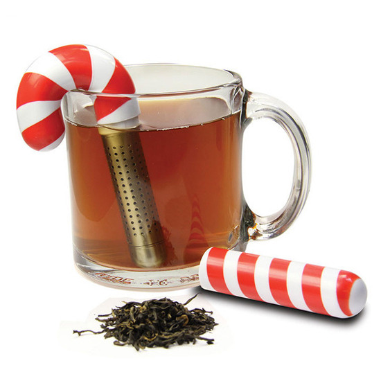 DCI(ディーシーアイ)のCandy Cane Tea Infuser-RED(アザーズ/others)-44144-62 詳細画像1