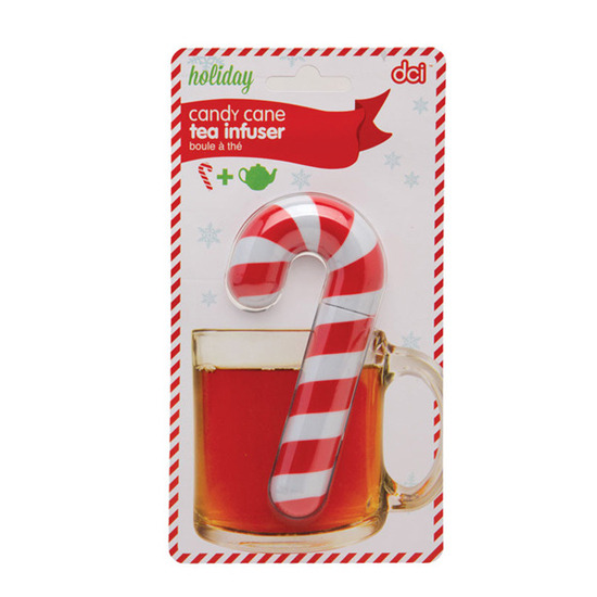 DCI(ディーシーアイ)のCandy Cane Tea Infuser-RED(アザーズ/others)-44144-62 詳細画像2