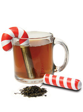 DCI(ディーシーアイ) Candy Cane Tea Infuser