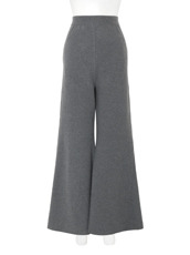 Stella McCartney Deconstructed Knit Wide Pants