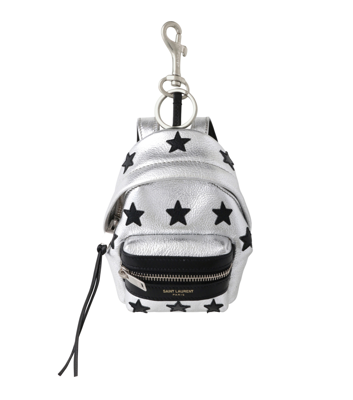 SAINT LAURENT(サンローラン)のSilver Star Mini-SILVER-441914-BSZA6-1 拡大詳細画像1