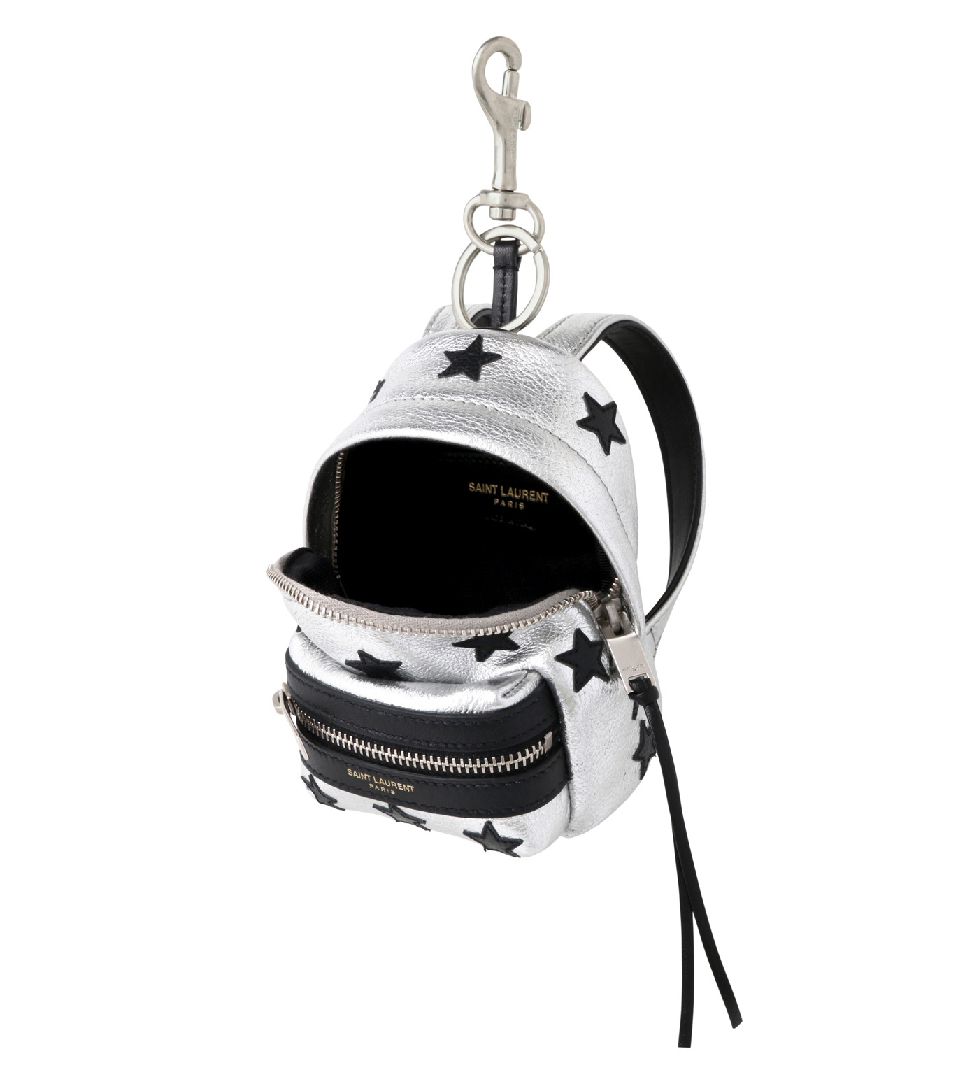 SAINT LAURENT(サンローラン)のSilver Star Mini-SILVER-441914-BSZA6-1 拡大詳細画像2