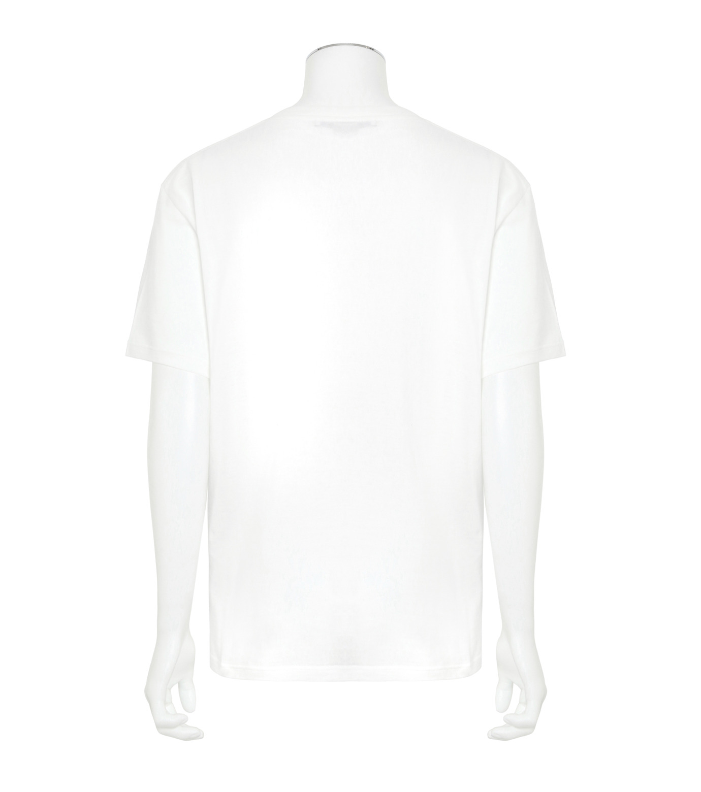 Stella McCartney(ステラマッカートニー)のNice One T-WHITE(カットソー/cut and sewn)-453010SIP12-4 拡大詳細画像2