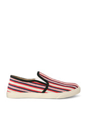Stella McCartney(ステラマッカートニー) Stripe Slippon