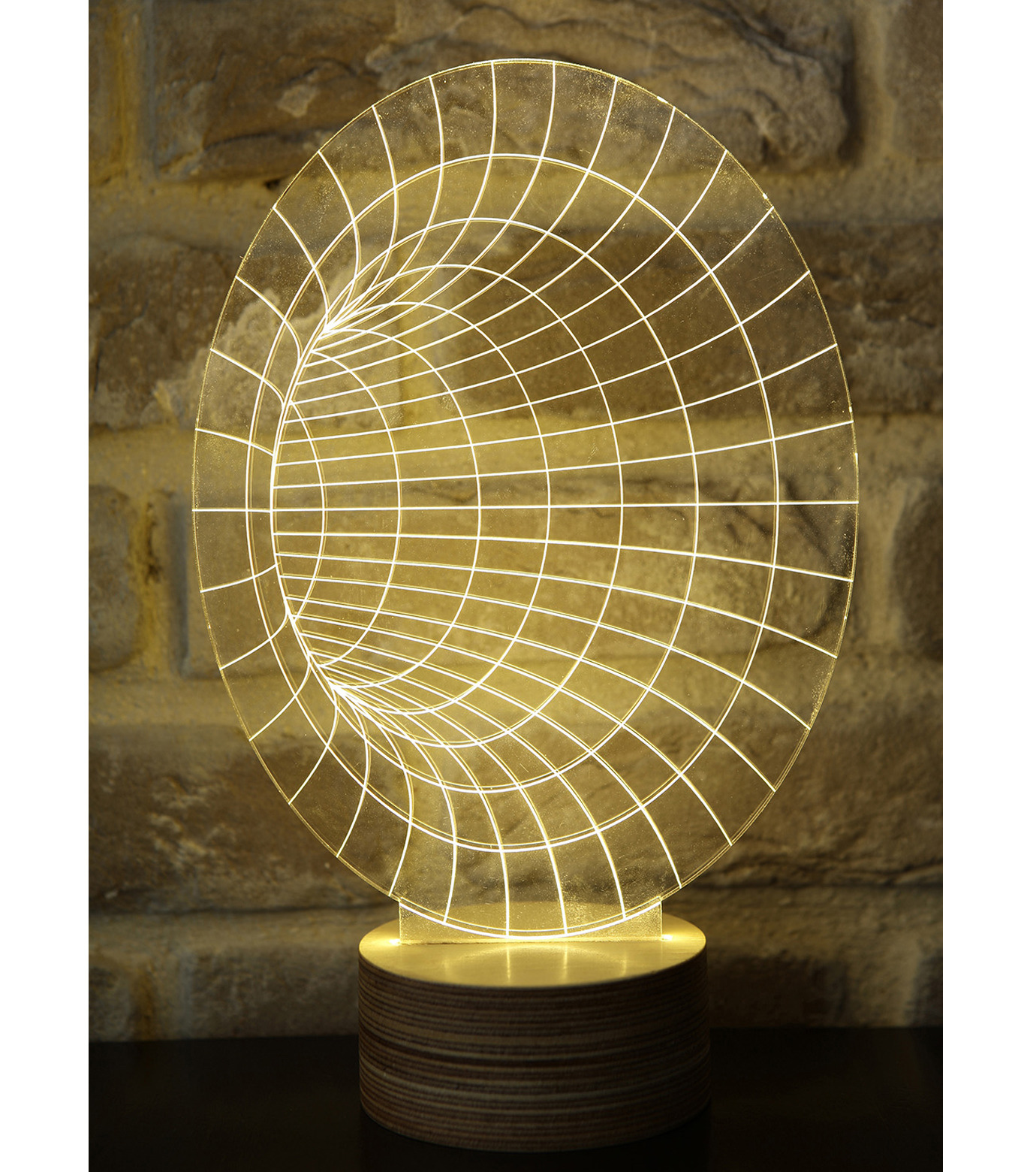Bulbing(バルビング)のTUNNEL Lamp-NONE(ライト/light)-480517-0 拡大詳細画像1