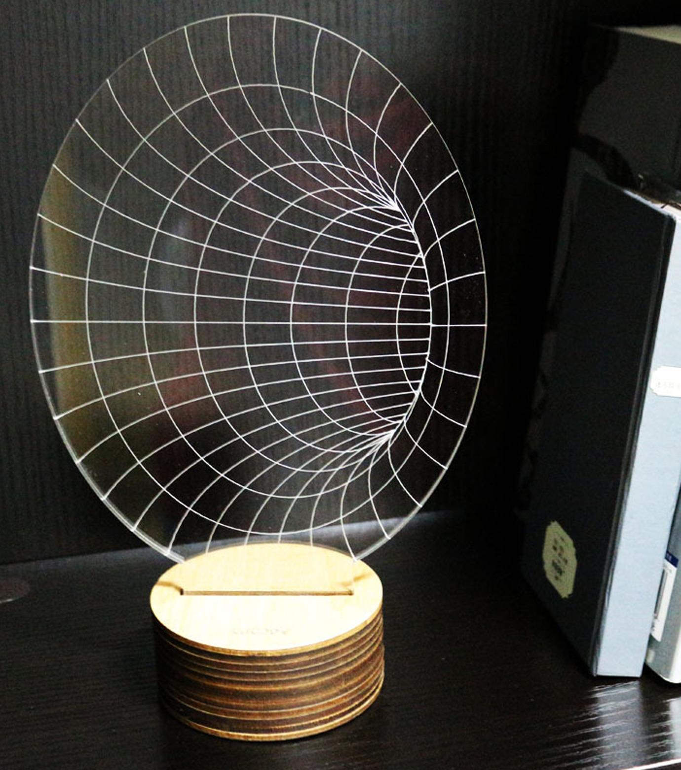 Bulbing(バルビング)のTUNNEL Lamp-NONE(ライト/light)-480517-0 拡大詳細画像2