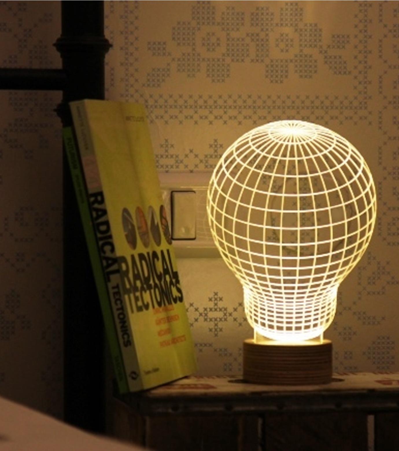Bulbing(バルビング)のBULBING Lamp-NONE(ライト/light)-480519-0 拡大詳細画像3