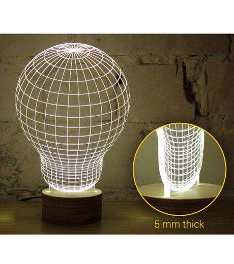 Bulbing(バルビング)のSKULL Lamp-NONE(ライト/light)-480520-0 詳細画像3