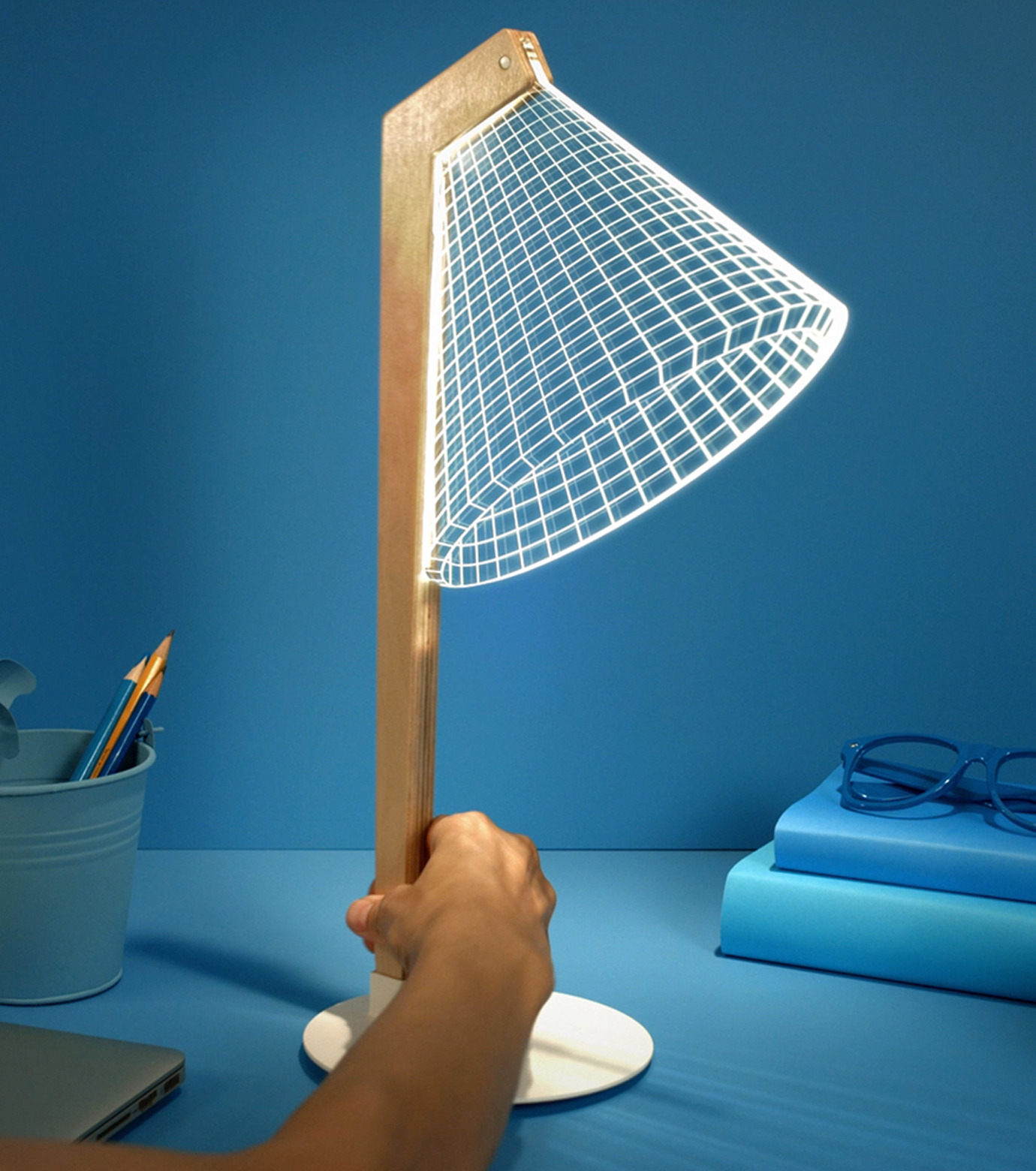 Bulbing(バルビング)のDESKi-NONE(ライト/light)-480540-0 拡大詳細画像1