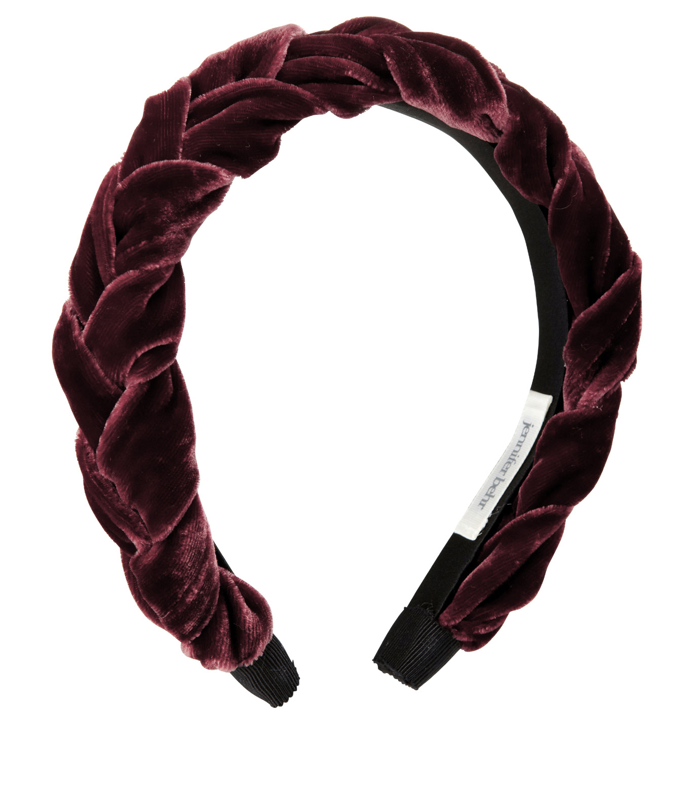Petit Velvet Braid Headband-62