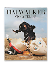 ArtBook Tim walker: story teller.