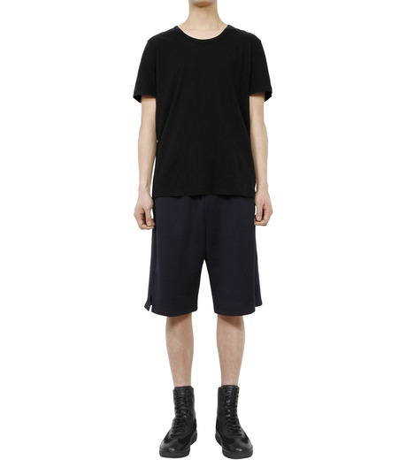 T by Alexander Wang(ティーバイ アレキサンダーワン)のBasic T-BLACK(カットソー/cut and sewn)-500201C-13 詳細画像3