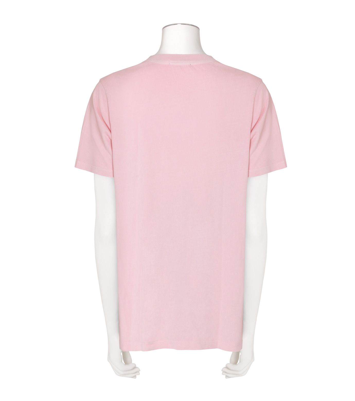 T by Alexander Wang(ティーバイ アレキサンダーワン)のCrew Neck T-PINK(カットソー/cut and sewn)-500211F16-72 拡大詳細画像2